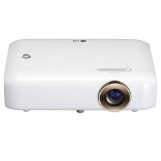[렌탈] LG전자 PH550 휴대용 빔프로젝터 (550안시)