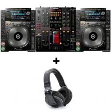 [렌탈] CDJ-2000 NXS + DJM-2000 NXS 세트