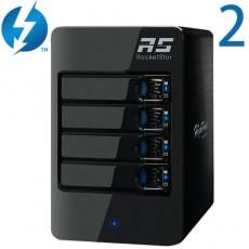 [렌탈] ROCKETSTOR 외장스토리지 24TB (Thunderbolt 2)
