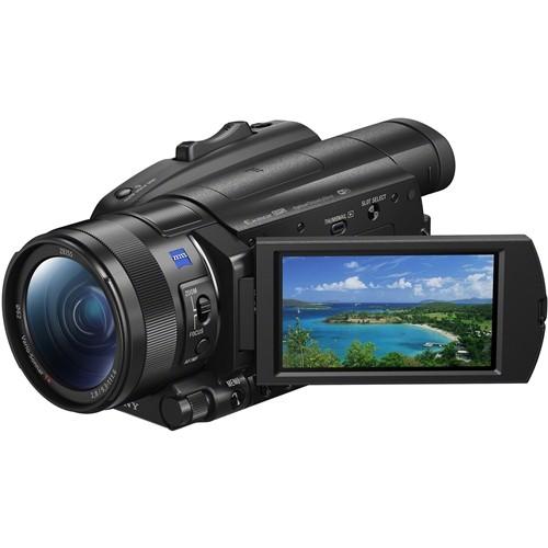 [렌탈] SONY FDR-AX700 4K 핸디캠